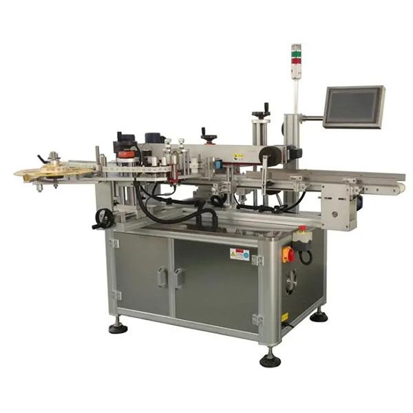 Автоматическая машина для маркировки углов картонных коробок - Этикетировочная машина с одной или двумя сторонами